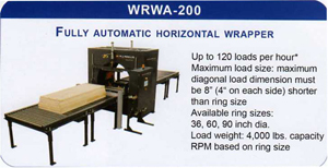 Fully Automatic horizontal wrapper